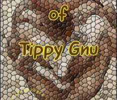The Birth of Tippy Gnu By Tippy Gnu