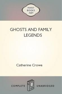 Ghosts and Family Legends By  Catherine Crowe Pdf