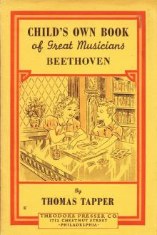 Beethoven By  Thomas Tapper Pdf