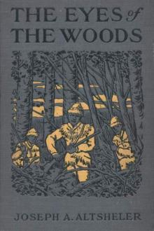 The Eyes of the Woods By  Joseph A. Altsheler Pdf