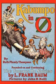 Kabumpo in Oz By  Ruth Plumly Pdf