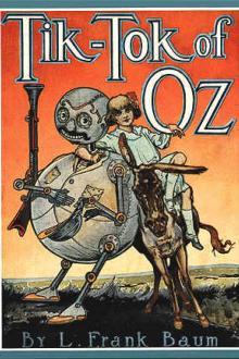 Tik-Tok of Oz By  Lyman Frank Baum Pdf