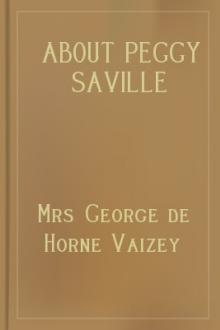 About Peggy Saville By Mrs George Vaizey Pdf