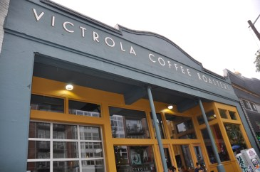 Victrola Coffee Roasters, Capitol Hill location.