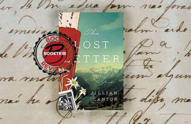 Jillian Cantor S The Lost Letter Is