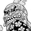 花のヒョウ五郎の画像