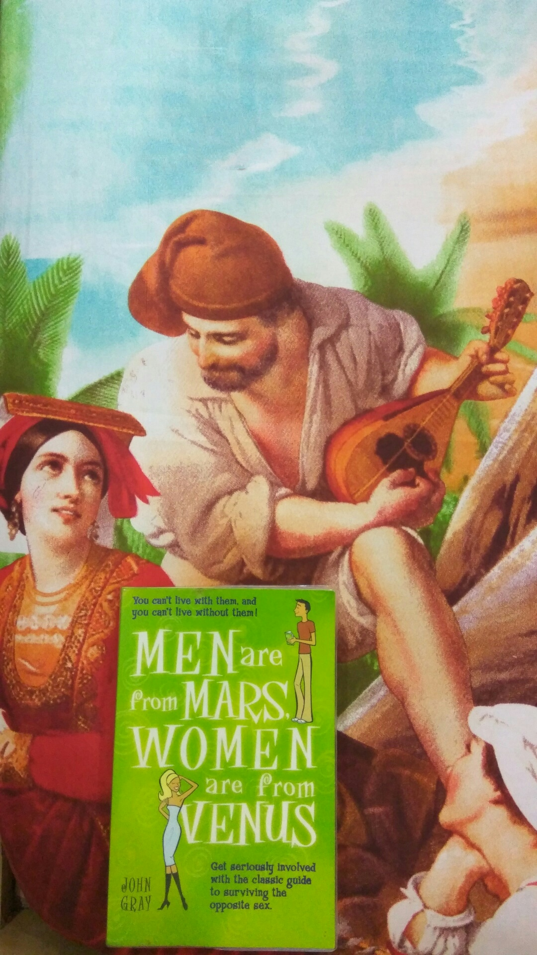 men from mars and women from venus