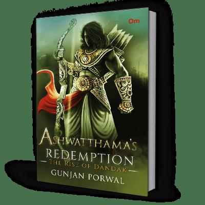 ashwatthama by gunjan porwal