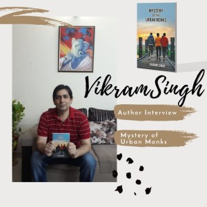 Author Interview – Vikram Singh