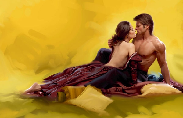 To ALL Romance Novel Cover Artists: Happy Valentine's Day! (2/6)