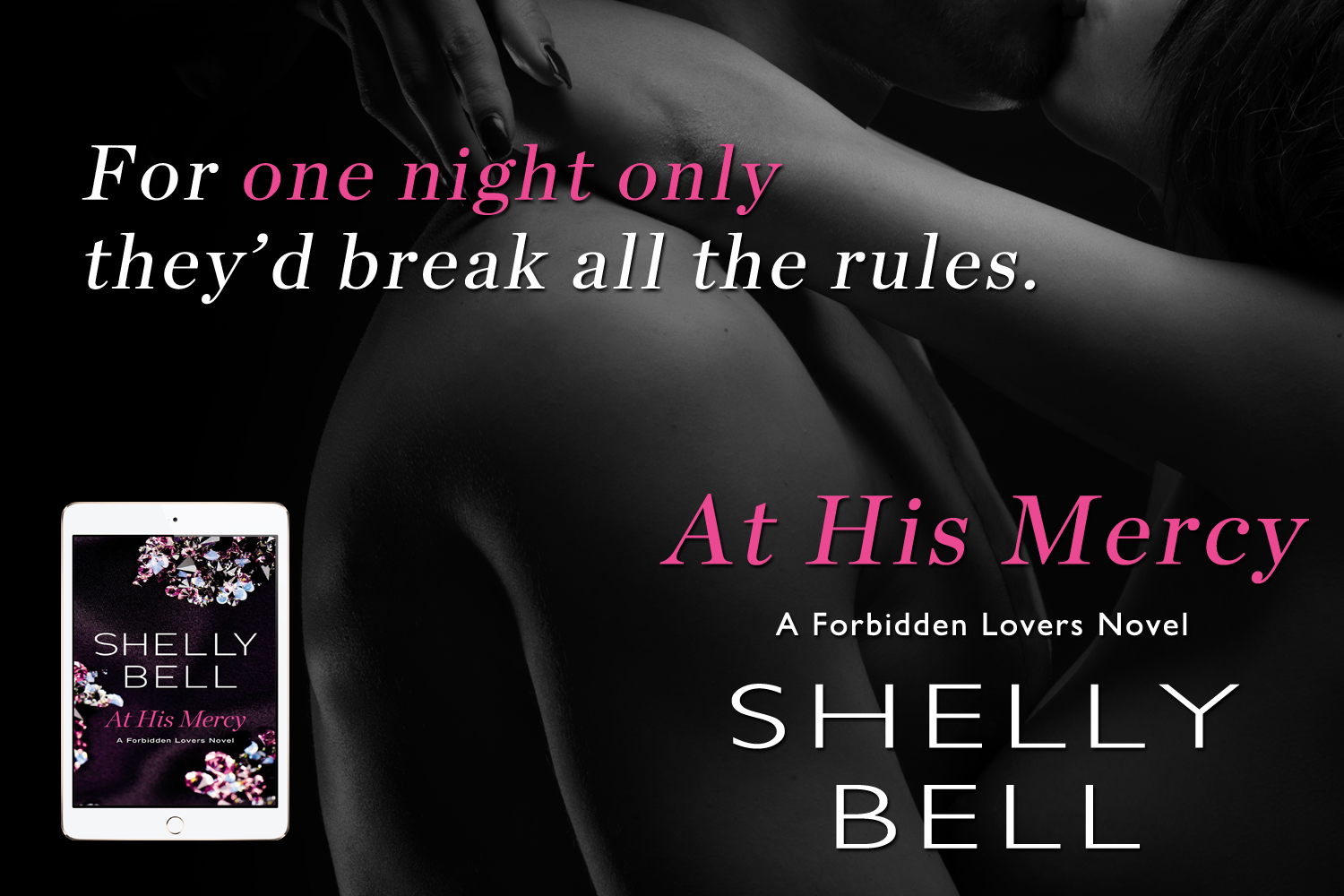 At his mercy shelly bell 1