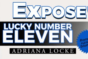 My Book Review LUCKY NUMBER ELEVEN by Adriana Locke