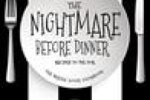 Cookbook Review THE NIGHTMARE BEFORE DINNER by Zach Neil