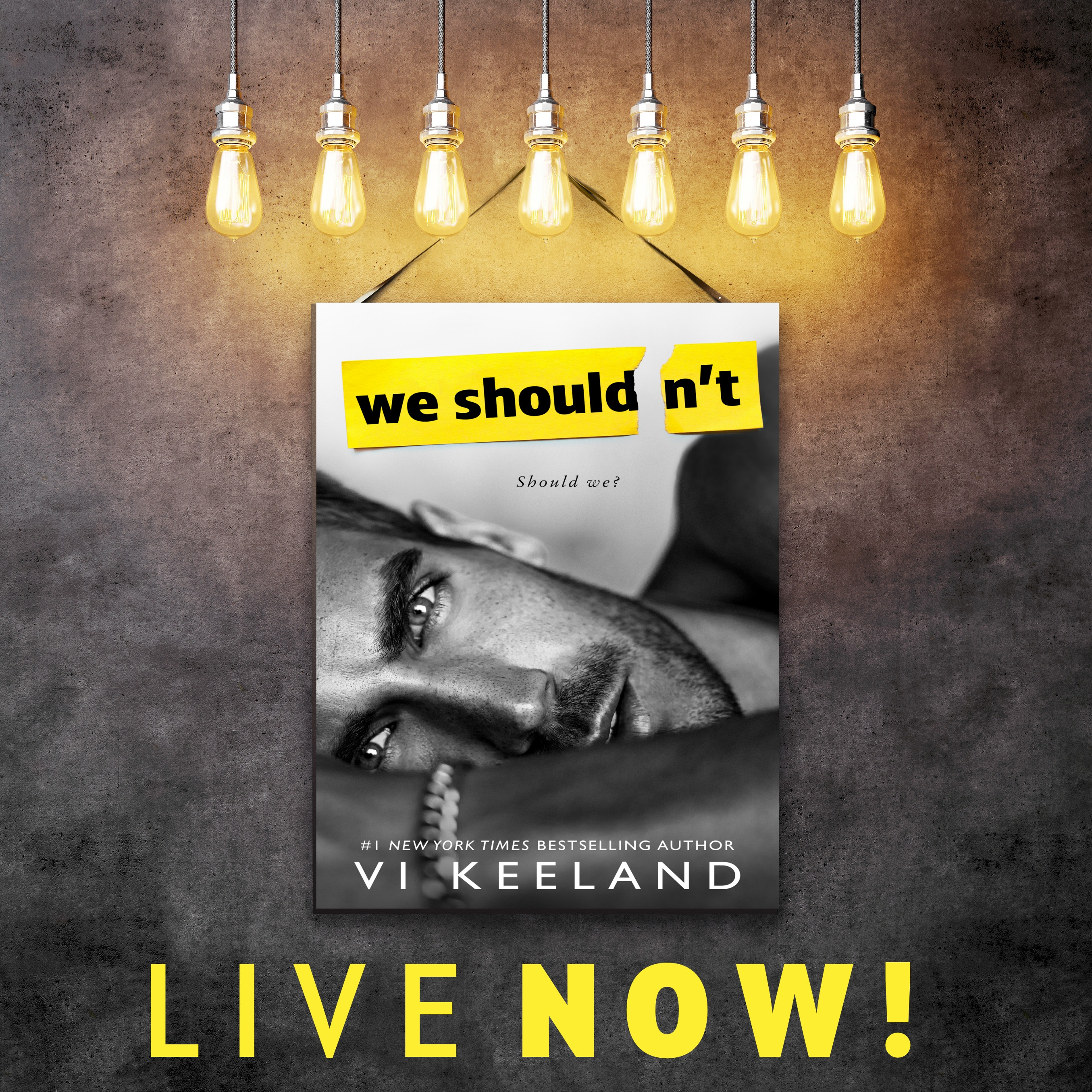 We Shouldn't Release Day Live Now Banner.jpg