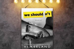 Release Blitz + My Book Review WE SHOULDN'T by Vi Keeland