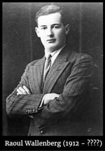 Bookwormex - Raoul Wallenberg