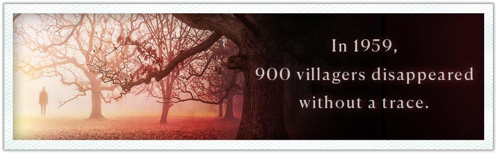 """""""The Lost Village"""" by Camilla Sten (Promo image)"""