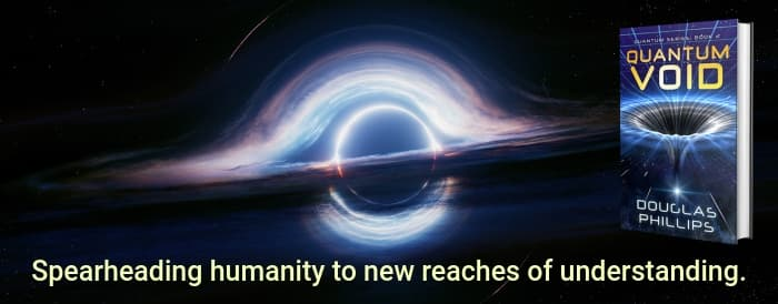 """Quantum Void"" by Douglas Phillips (Header image)"