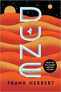 """Dune"" by Frank Herbert (Book cover)"