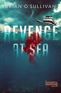 """""""Revenge at Sea"""" by Brian O'Sullivan (Book cover)"""