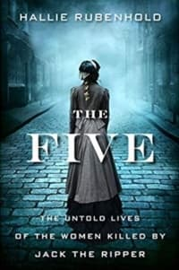 """""""The Five"""" by Hallie Rubenhold (Book cover)"""