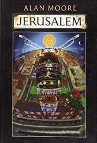 """""""Jerusalem"""" by Alan Moore (Book cover)"""