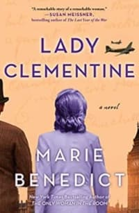 """""""Lady Clementine"""" by Marie Benedict (Book cover)"""