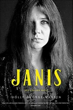 """""""Janis"""" by Holly George-Warren (Book cover)"""