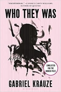 """""""Who They Was"""" by Gabriel Krauze (Book cover)"""