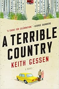 """""""A Terrible Country"""" by Keith Gessen (Book cover)"""