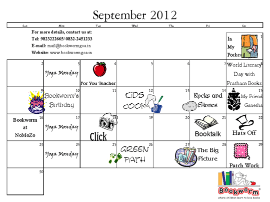 Bookworm_September_2012_calendar