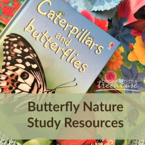 Butterfly Nature Study Resources