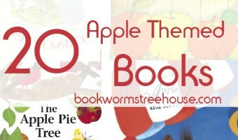 20 Apple Themed Books and Printable Exploration Workbook