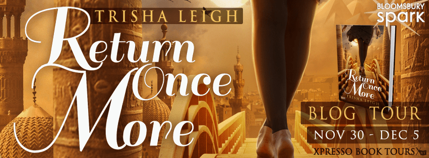 Blog Tour: Return Once More by Trisha Leigh - Review