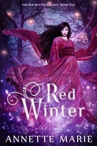 Red Winter by Annette Marie | Not feeling this one, may try audiobook