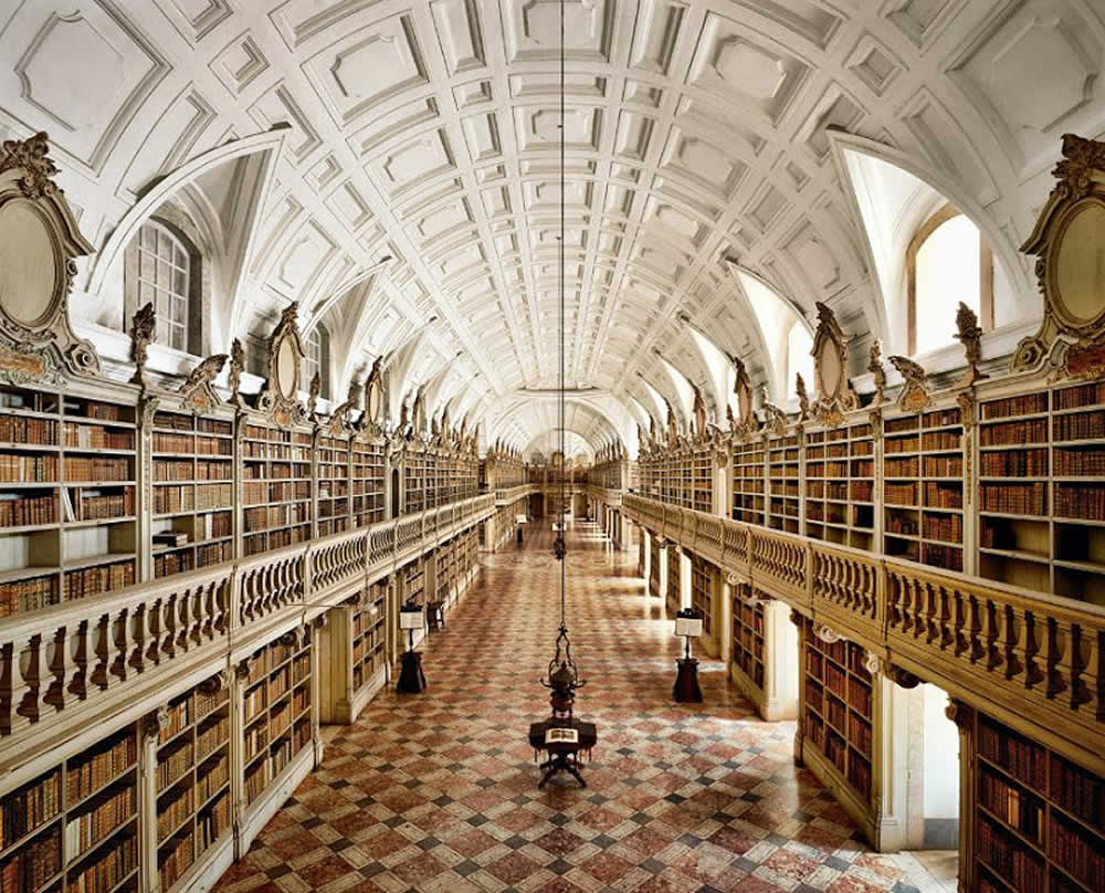 Check Out Some Of The Coolest Libraries From Around The