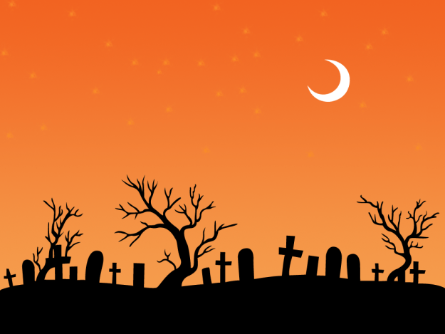 halloween-orange-moon-cemetry-31000