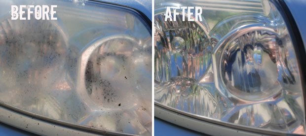 Who-says-Pinterest-is-just-for-ladies-Here-is-a-great-pin-for-the-man-in-your-life.-With-Fathers-Day-fast-approaching-why-not-clean-his-car-headlights-With-just-one-ingredient-and-very-little-elbow-greas