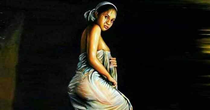 കുറിയേടത്ത് താത്രി, കാമാസക്തയായ വേശ്യയായി മാത്രം വിലയിരുത്തപ്പെട്ടവൾ
