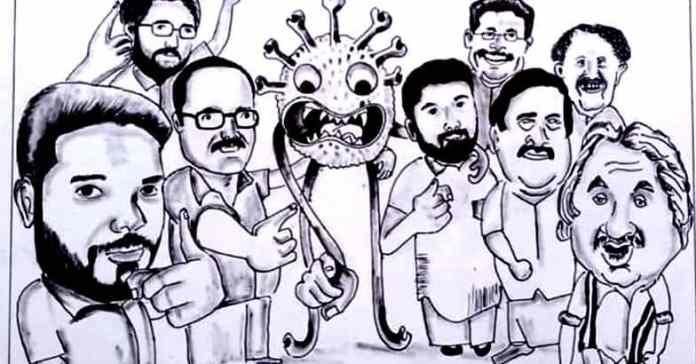 കോണ്ഗ്രസ്സുകാരുടെ സ്ഥിരം രീതികളില് ഒന്നാണ്,എല്ലായിടത്തും കേറി ഓവറാക്കല്
