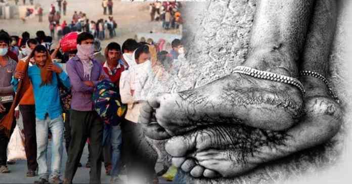 നടന്ന് നടന്ന് കാല് പൊള്ളിയ ജനത, ഭരണകൂടം ലേലത്തിന് വെച്ച രാജ്യം