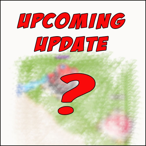 Upcoming Game update or what awaits us…