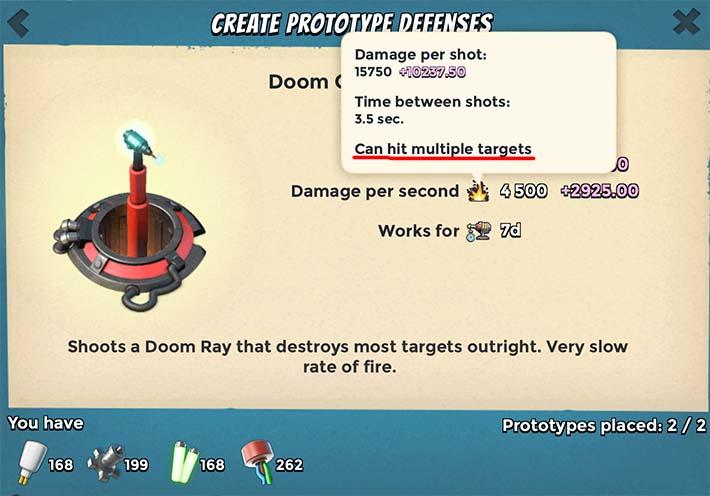 Doom Cannon Boom Beach