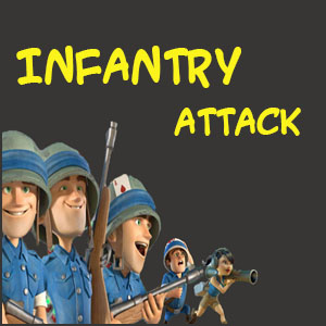 Attack with the infantry (RZMC, RM, RMZ etc.): the main moments