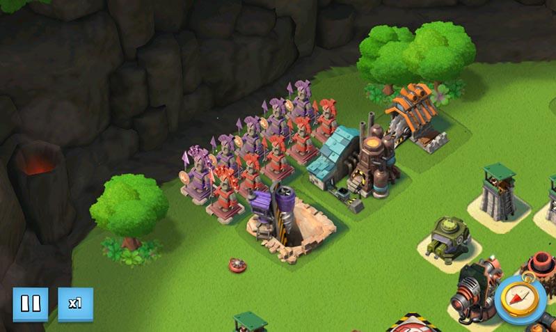 A set of statues AZ player