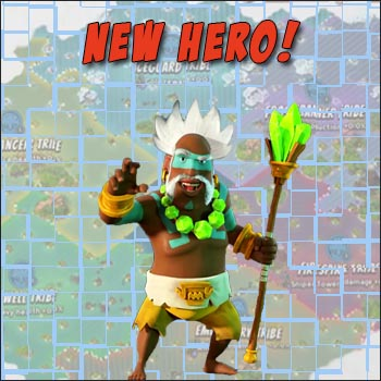 A new Hero, a new level of Radar and other – in the upcoming game update!