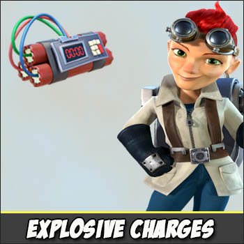 Explosive Charges max lvl | Boom Beach. All about the Game!