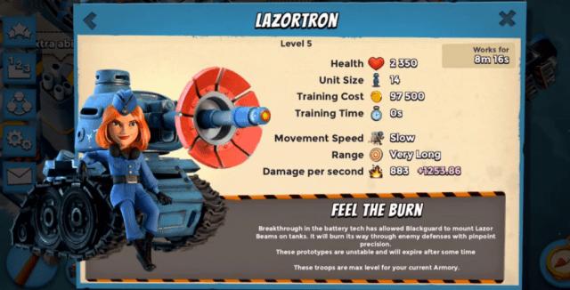 Lazortron