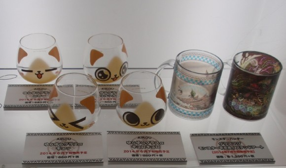 CAPCOMブース …東京おもちゃショー2014から