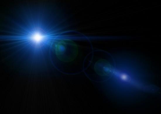 新たな光の時代の予感が・・・